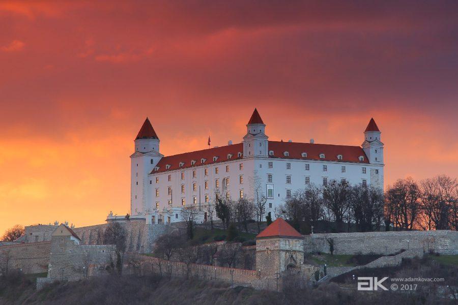 BEHIND THE SCENES – Bratislava Castle