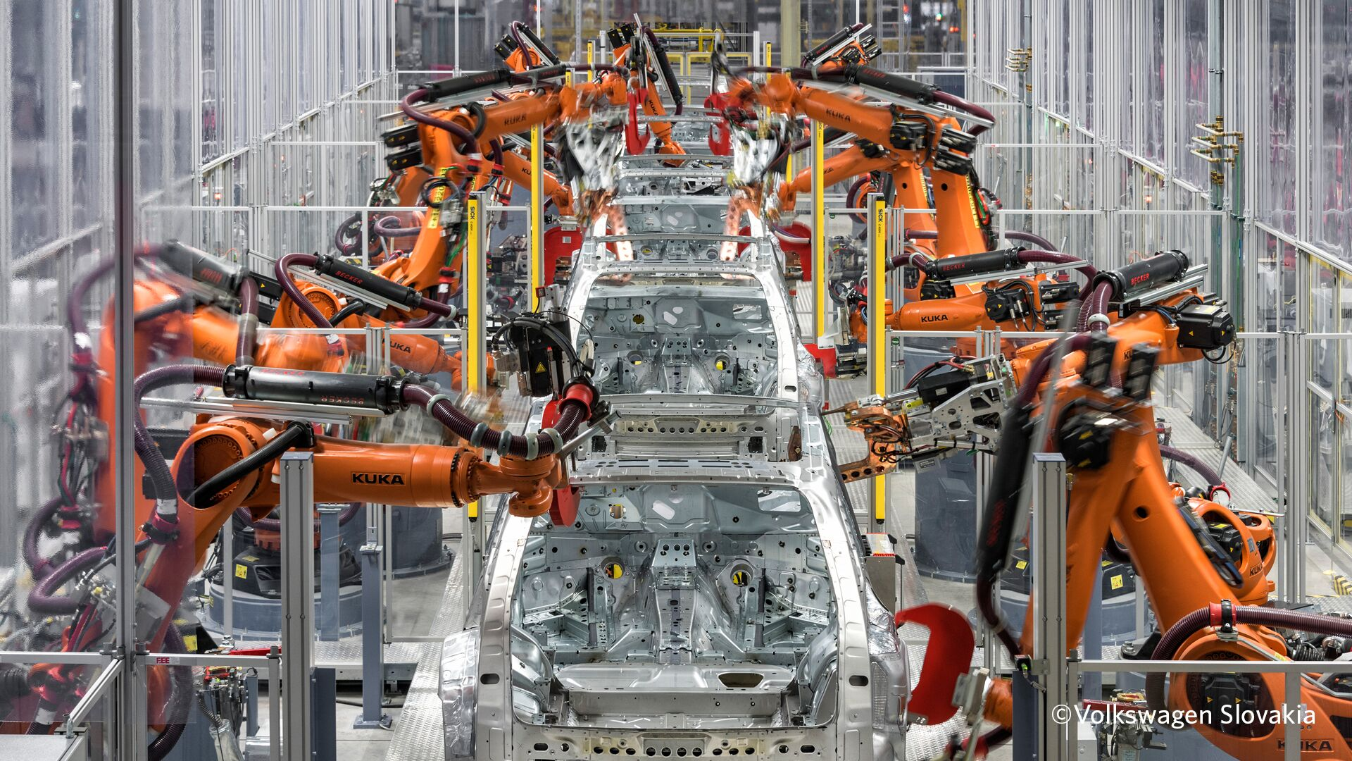 Porsche To Build New Factory In Slovakia Bratislava