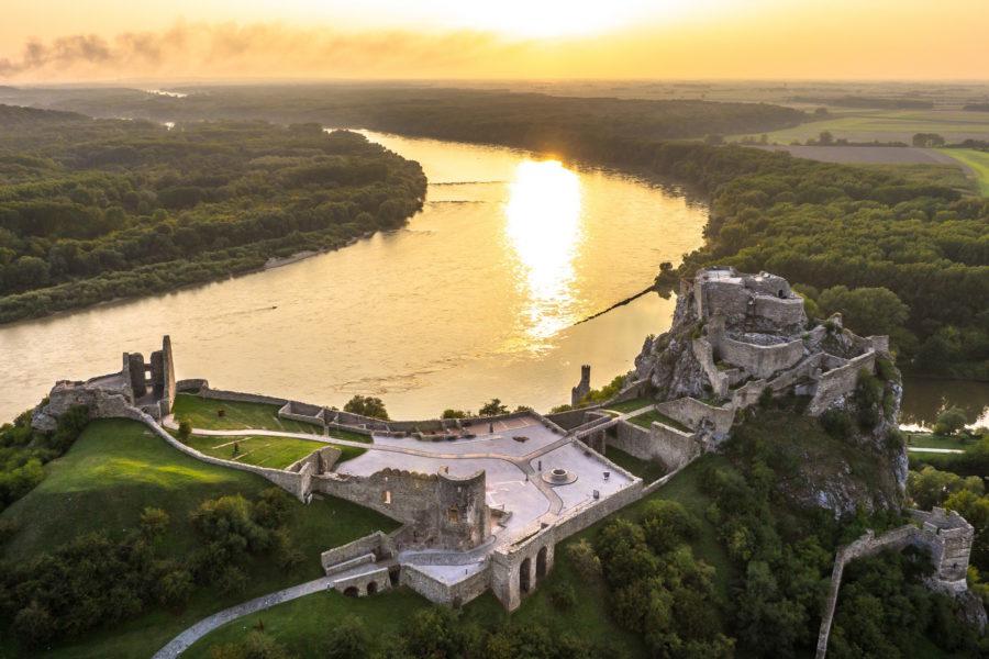 Bratislava's Most Scenic Roads