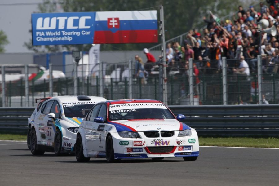 Events at the Slovakia Ring in 2018