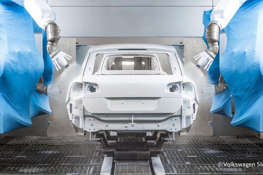Volkswagen Slovakia Factory