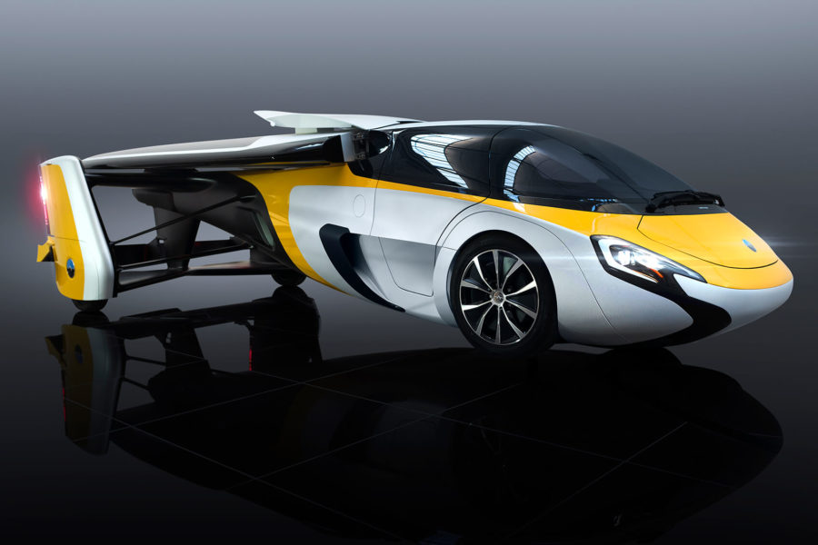 We Bet You Haven't Heard About The Slovak Flying Car