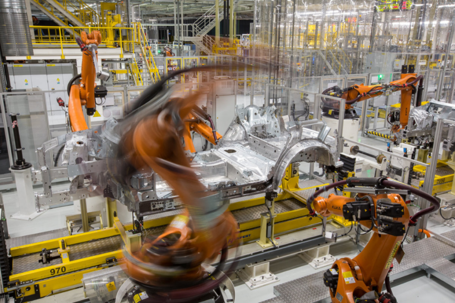 The Slovakian automotive industry proved its resilience