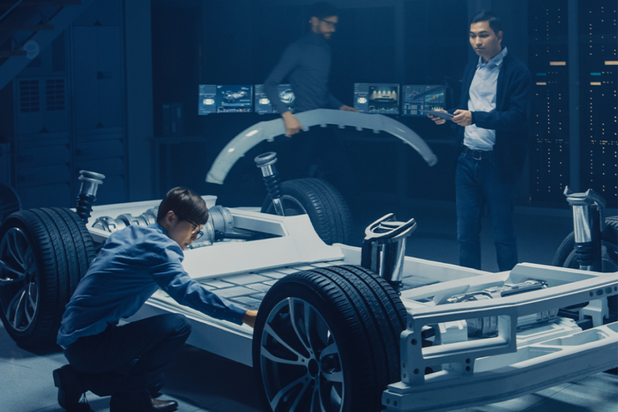 Slovakian Startup InoBat Auto Solidifies Bratislava's Position as Automotive Hub