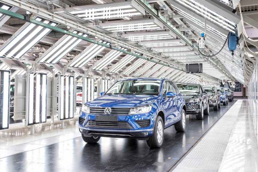 Do you know which cars are manufactured in Slovakia?